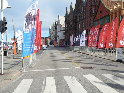 Bergen City Marathon – 2016