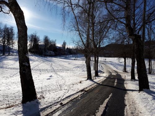 Sandvika – Semsvannet rundt – Sandvika…