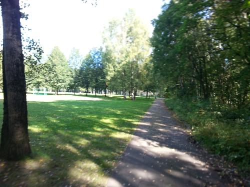 Sandvika – Bi-Parken – Wøyen gård….