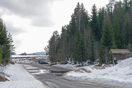 Østmarka; Med hodelykt og joggesko til Østmarkskapellet…