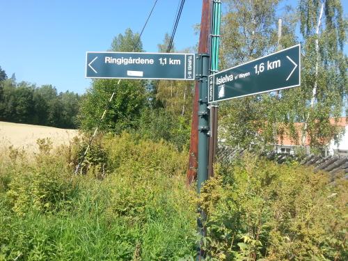 Sandvika – Vestmarkveien – Butterudveien – Brynsveien….