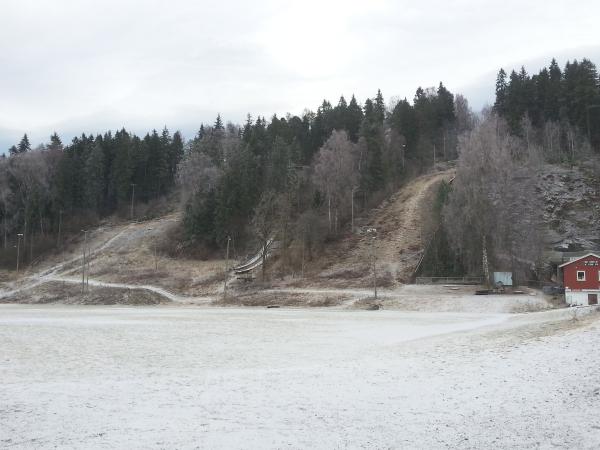 Sandvika – Grønliskogen – Holmen…