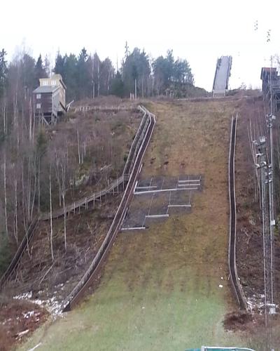 Sandvika – Skui Idrettspark – Skuibakken…