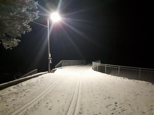 Østmarka; På ski fra Haraløkka til Deledalen – tur/retur…