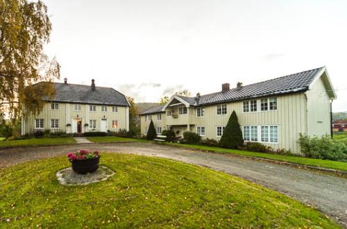 Sandvika – Torstad gård – Grønsund…