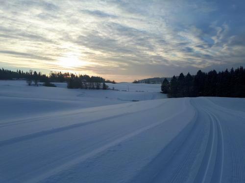 Skitur i Spydeberg til Skimtefjell – Lyseren…..