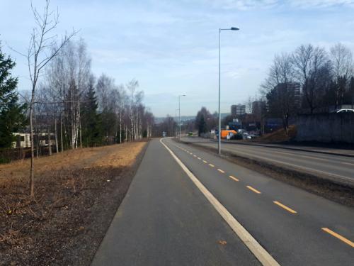 Haraløkka – Vestre Haugen – Gransdalen – Lindeberg…