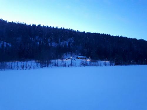 Østmarka; på ski fra Haraløkka til Bjørndalen – Mariholtet….