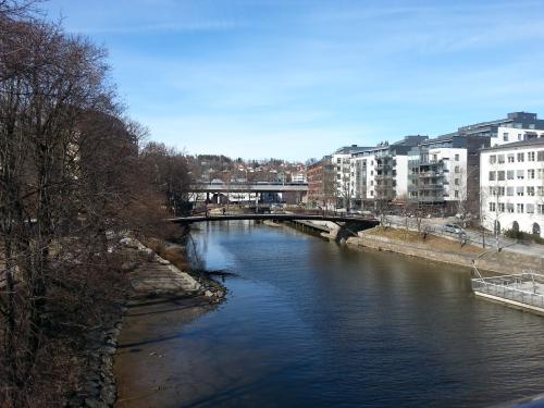 Sandvika – Bygdøy rundt – Sandvika