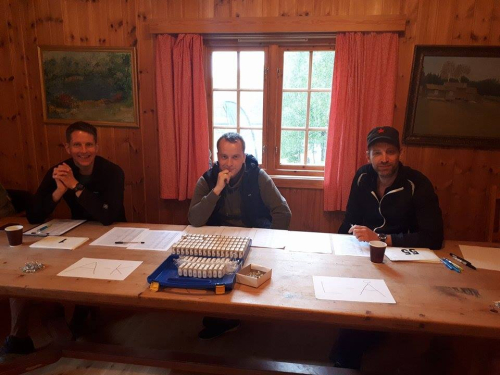 Østmarka Trail Challenge – Flyktningeruta 2017
