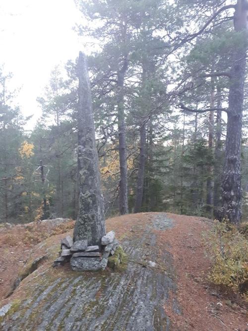 Østmarka; Haraløkka – Grønmo – bautaen på Spinneren…