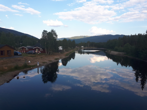 Uvdal – Hardangervidda – Imingfjell – Rjukan…