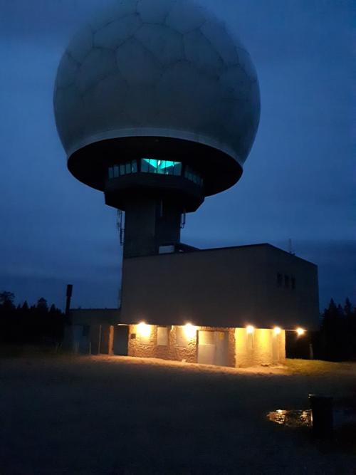 Østmarka; Haraløkka – Branntårnet – NVR….