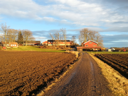 Sandvika – Vestmarkseter – Billingstad…..