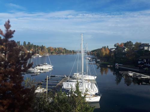 Sandvika – Slependen – Nesøya rundt…