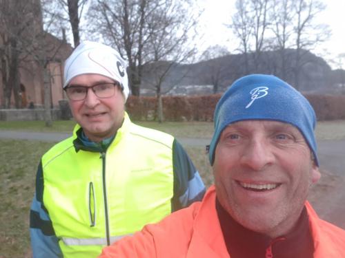 Kolsåsrunden fra Sandvika mot klokka….