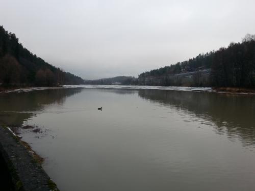 Engervannet rundt – Nesøya rundt og tur retur Holmen….