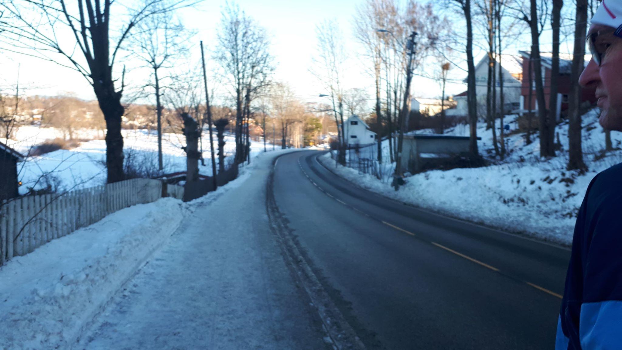 Sandvika – Stabekk tur/retur