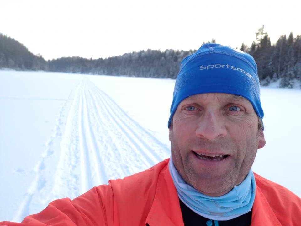 Skitur fra Haraløkka til Franskeplassen – Paradisdalen – Halssjøen…