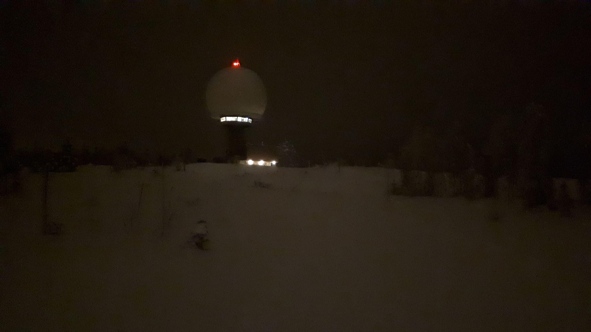 Skitur i Østmarka fra Haraløkka til Branntårnet – t/retur….