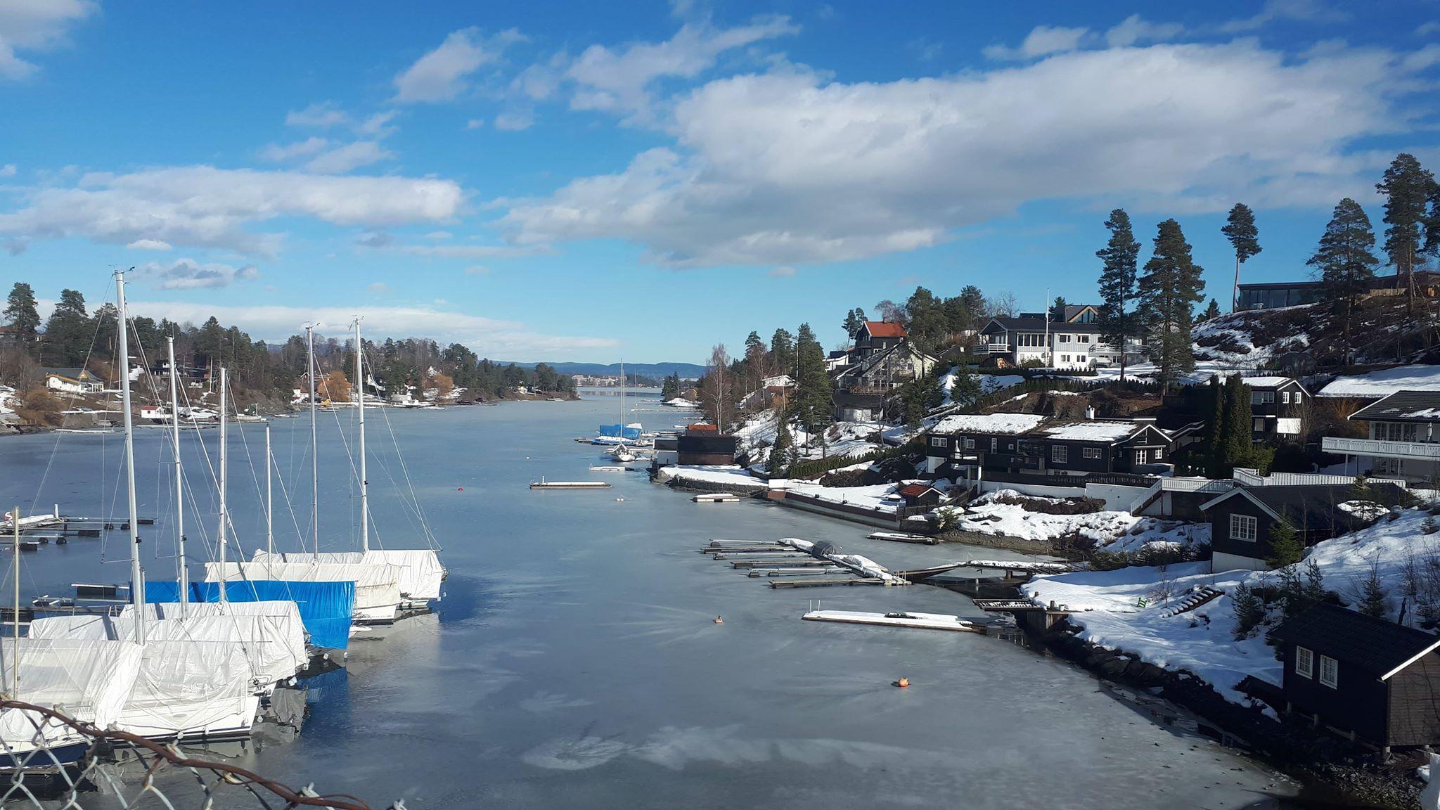 Sandvika – Fekjan – Nesøya Rundt…..