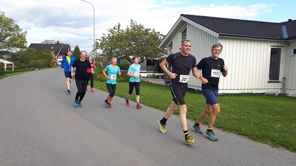 Follotrimmen 3.løp – Finstad skole, Ski….