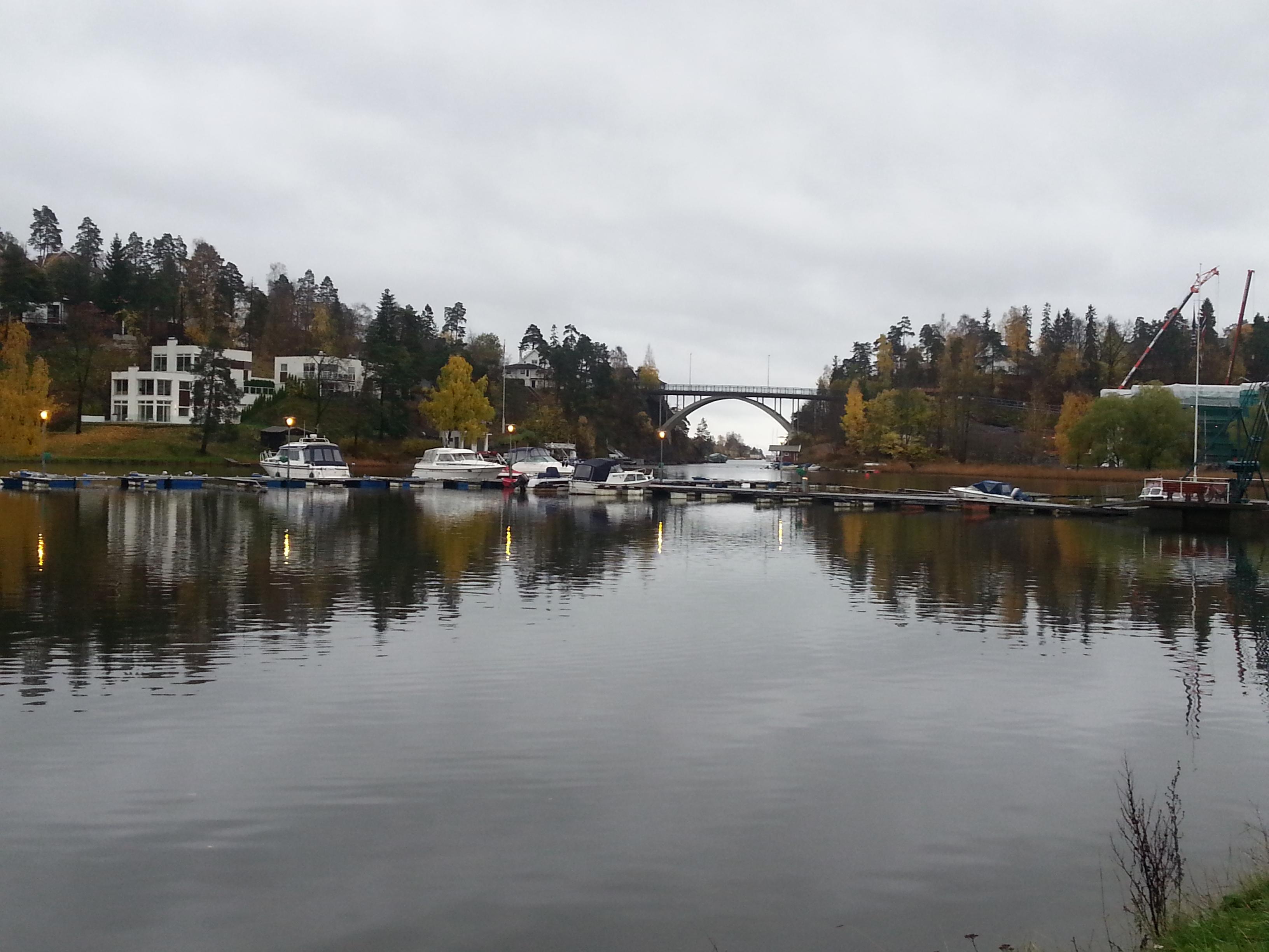 Trim i arb.tiden – Nesøya rundt fra Sandvika….