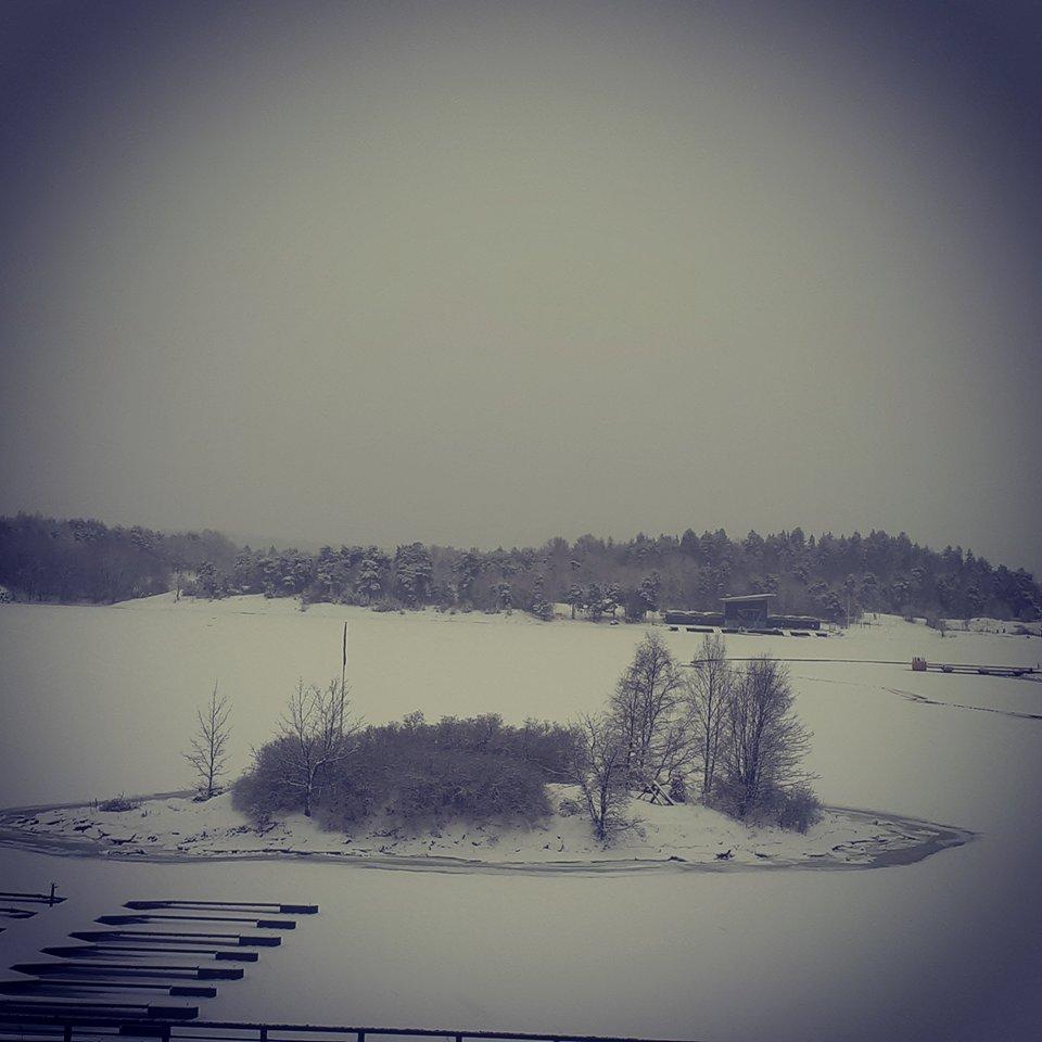 Danmark i Sandviksbukta – Bærum……