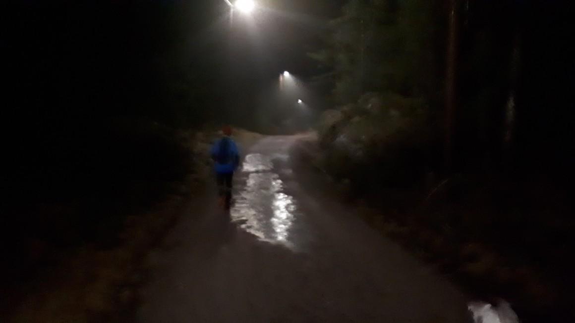 Østmarka; Haraløkka – Sleppa – Rundtjern – Oppsal…