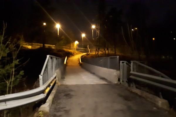 Brennarunden fra Haraløkka og litt til….