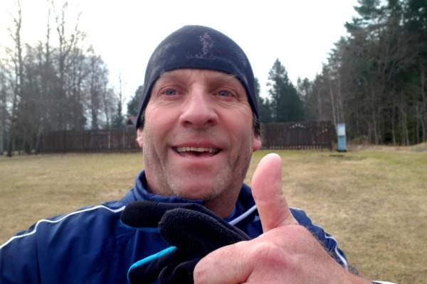 Run4life Løpskarusellen 2020, 2.Løp.