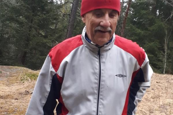 Østmarka; Pioneren er en sykkelsti som er like morsom å løpe….