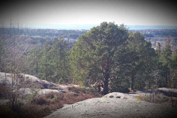 Østmarka; litt rundt omkring – St.Hansåsen