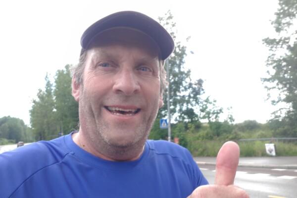 Run4life-løpet. 10 miles i en utvidet favorittrunde……
