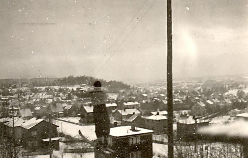 Godliabakken – Trasopbanen – Haraløkka….