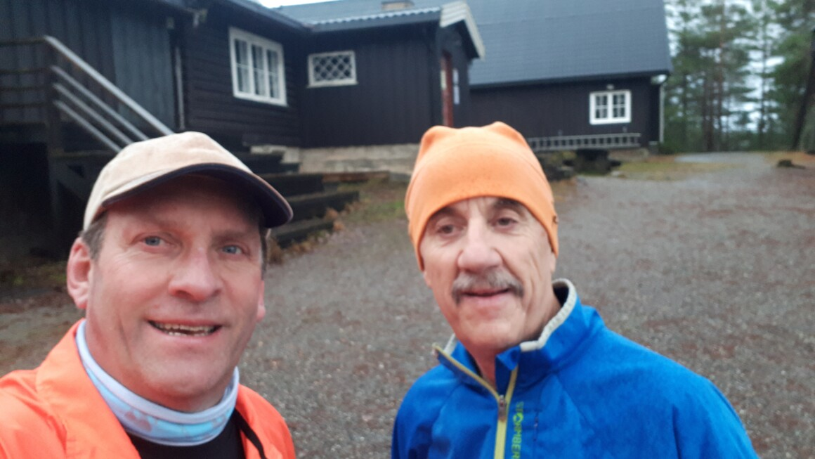 Østmarka; Haraløkka Østmarkskapellet – tur/retur….