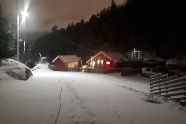 Østmarka; Med kamera rundt Nøklevann en tidlig morgen….