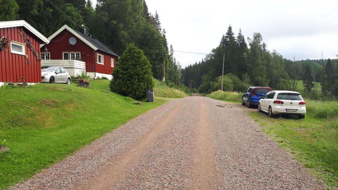 Fra Haraløkka til Lindebergåsen via Mariholtet og landevei tilbake….