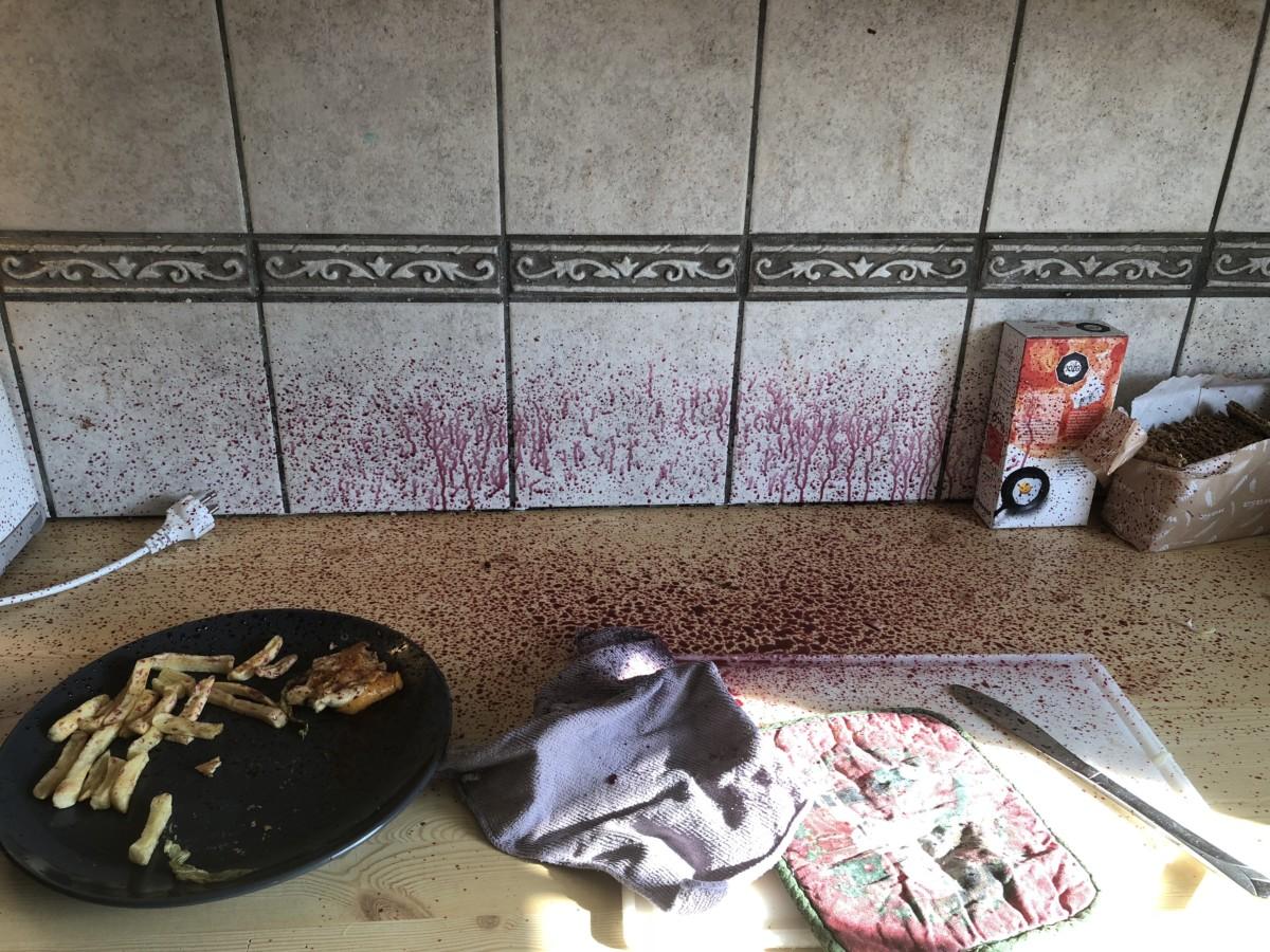 Hva skjedde på mitt kjøkken i natt?