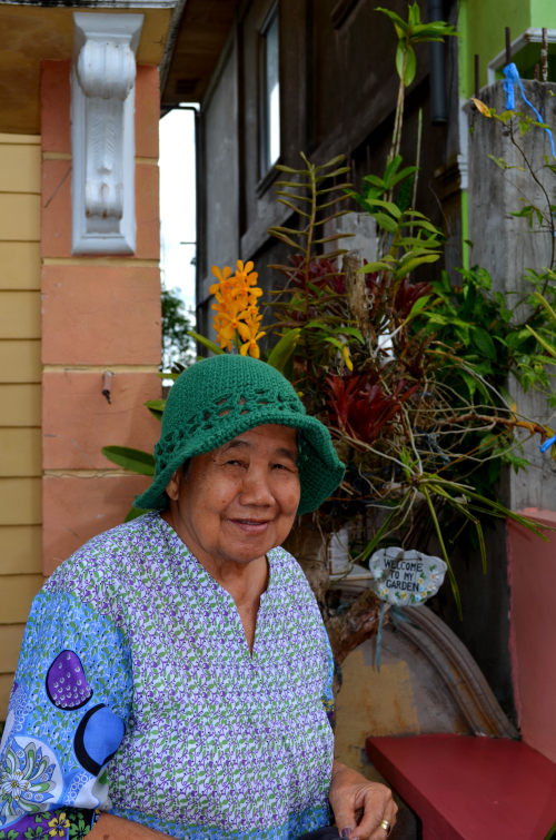 Min mor ( Filippinene)