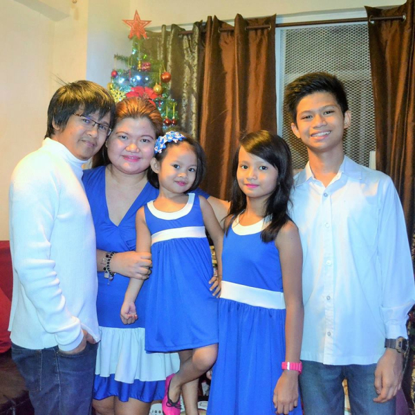 Min andre familie!