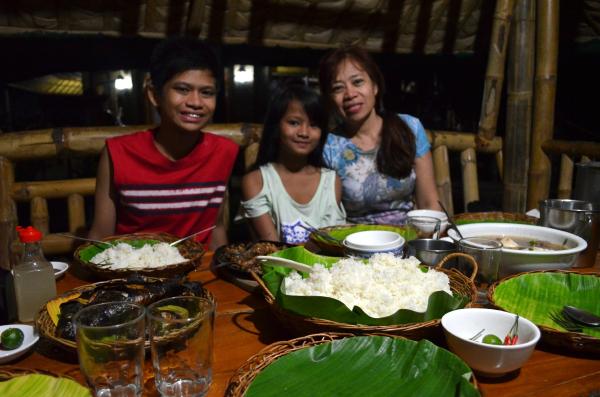 Mat for kropp og sjel ( Filippinene)