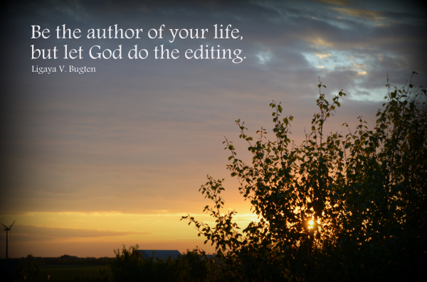 Be the author