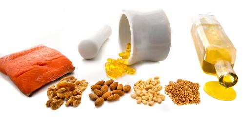 enumettet fett matvarer
