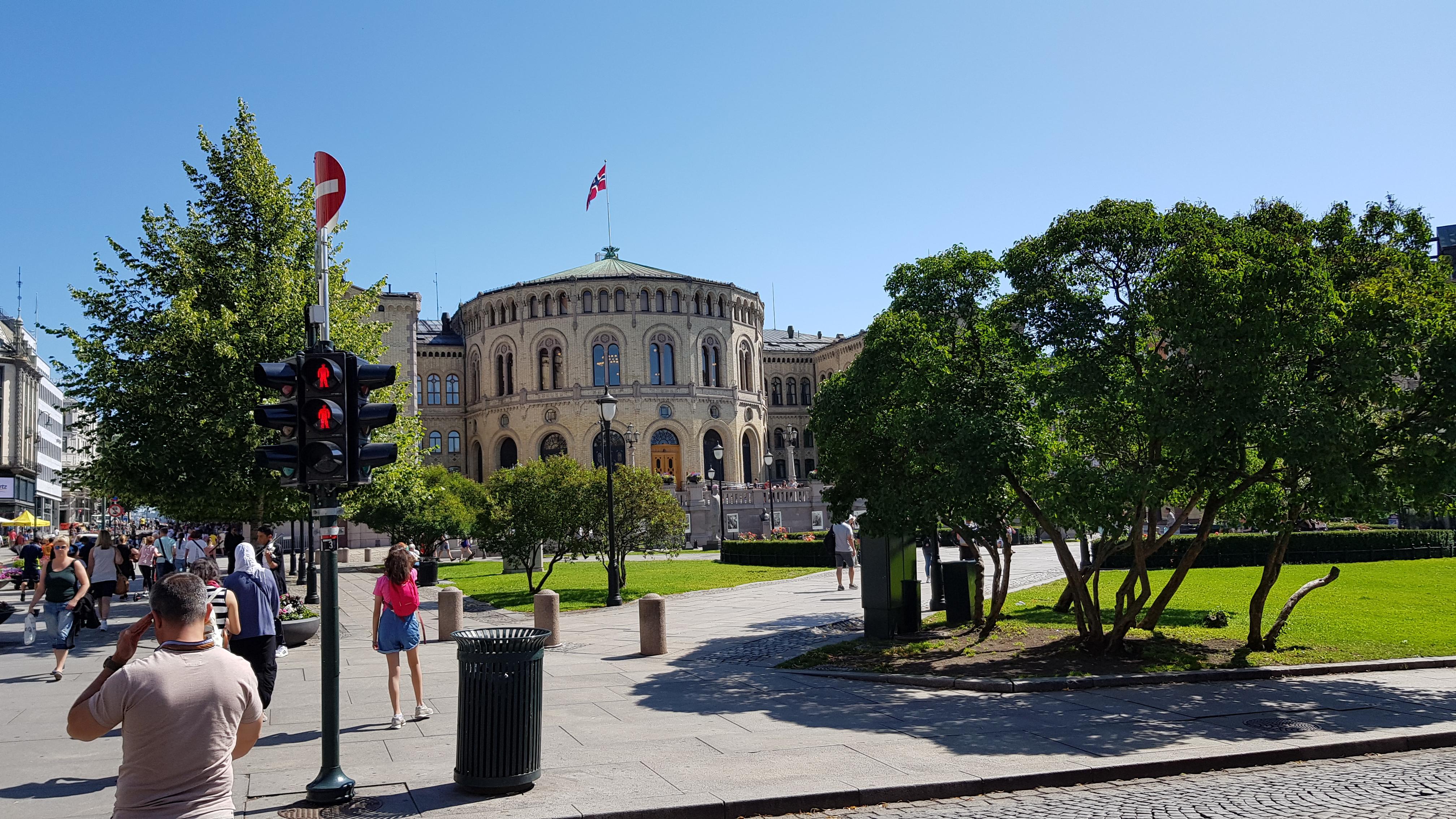 Skjønner ikke greia med Oslo.