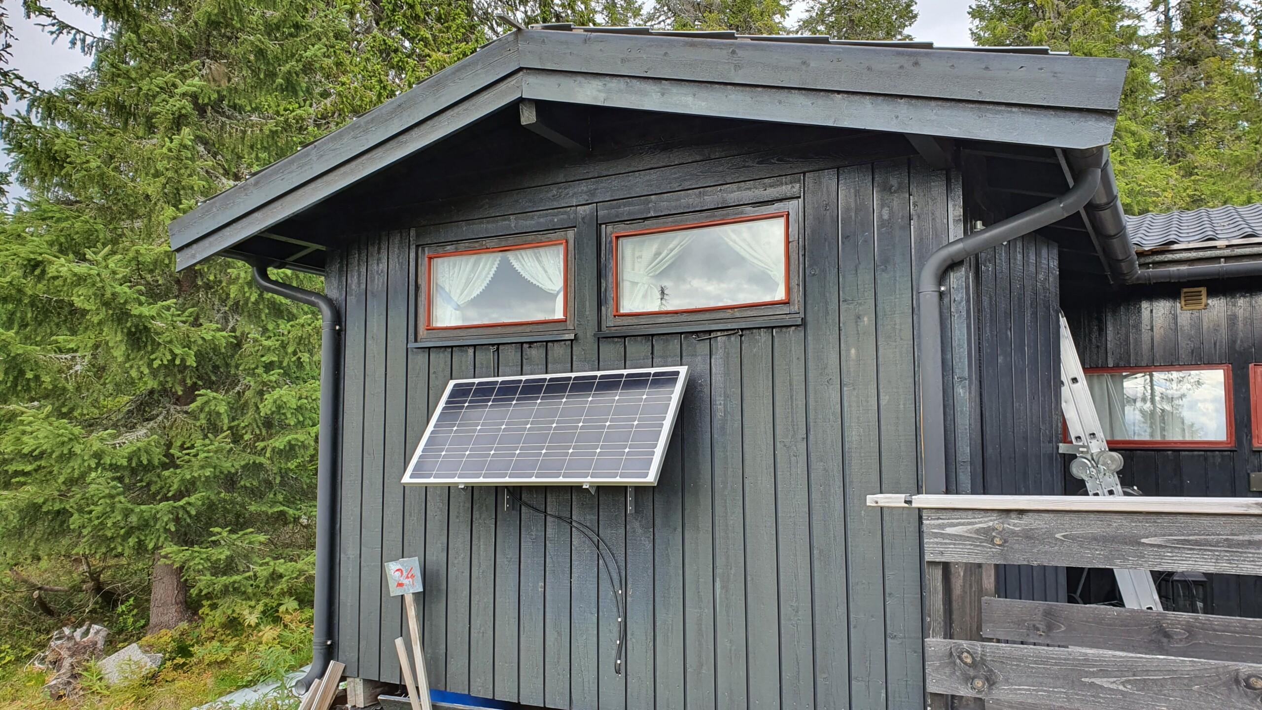 Solceller går ut på dato.