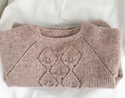 656009c8 Har du lyst til å strikke denne, finner du mønsteret her: