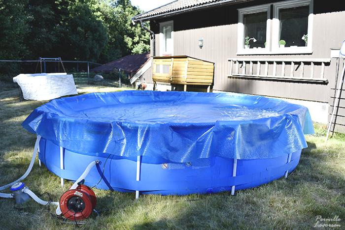 basseng varmer hekte