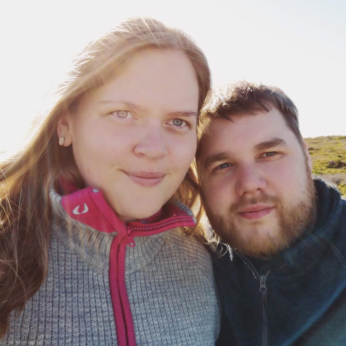 Josefine og Daniel