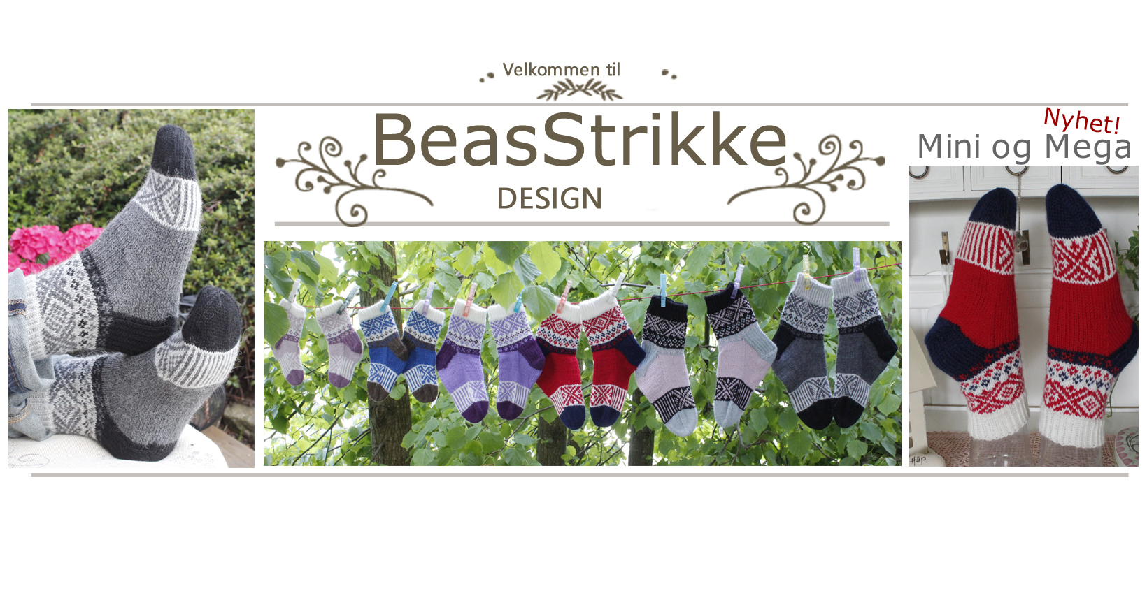 Beas Strikke Design